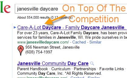 JanesvilleDaycare.com